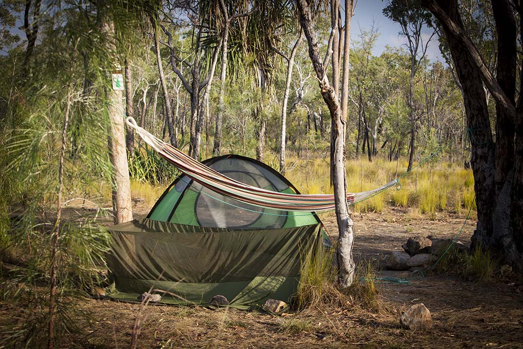 Camp Jatbula Trail © Peter Eve